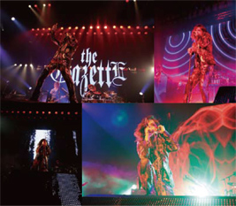 THE GAZETTE RUKIの万屋
